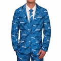 Detroit Lions NFL Repeat Logo Ugly Business Suit by Forever Collectibles