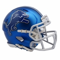 Detroit Lions Riddell Blaze Alternate Speed Mini Helmet