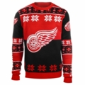 Detroit Red Wings Big Logo NHL Ugly Sweater