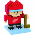 Detroit Redwings NHL 3D Player BRXLZ Puzzle By Forever Collectibles