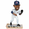 Dexter Fowler (Chicago Cubs) 2016 World Series Champions Newspaper Base Bobble Head by Forever Collectibles