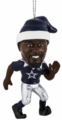 Dez Bryant (Dallas Cowboys) Forever Collectibles NFL Player Elf Ornament