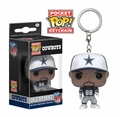Dez Bryant (Dallas Cowboys) NFL Funko Pop! Keychain