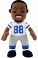"Dez Bryant (White Jersey) (Dallas Cowboys) 10"" NFL Player Plush Bleacher Creatures"