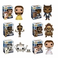 Disney's Beauty and the Beast Complete Set (6) Funko Pop!