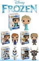Disney's Frozen Funko Pop! Complete Set (5)
