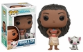 Disney's Moana Funko Pop! and Rock Candy
