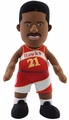 "Dominique Wilkins (Atlanta Hawks) 10"" Player Plush NBA Bleacher Creatures"