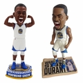 Draymond Green and Kevin Durant (Golden State Warriors) Exclusive NBA Bobble Heads Set (2) by Forever Collectibles