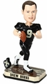 Drew Brees (New Orleans Saints) Forever Collectibles 2014 NFL Springy Logo Base Bobblehead
