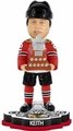 Duncan Keith (Chicago Blackhawks) Conn Smythe  (MVP) Trophy 2015 Stanley Cup Champions BobbleHead