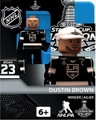 Dustin Brown 2014 Stanley Cup Champs (Los Angeles Kings) NHL OYO Minifigure