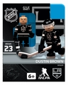 Dustin Brown (Los Angeles Kings) NHL OYO Minifigure