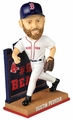 Dustin Pedroia (Boston Red Sox) 2013 Fear The Beard Forever Bobble Heads