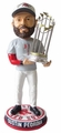 Dustin Pedroia (Boston Red Sox) CLARKtoys.com Exclusive Trophy Bobble Head Forever #/300