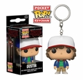 Dustin (Stranger Things) Funko Pop! Keychain
