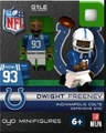 Dwight Freeney (Indianapolis Colts) NFL OYO Sportstoys Minifigures