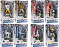 EA Sports Madden NFL 17 Ultimate Team Series 2 Set of 8 (Includes 3 Chases) McFarlane