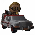 Jillian Holtzman and Ecto 1 (Ghostbusters Reboot) Funko Pop!