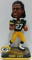 Eddie Lacy (Green Bay Packers) Forever Collectibles 2014 NFL Springy Logo Base Bobblehead