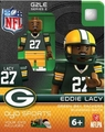 Eddie Lacy (Green Bay Packers) NFL OYO G2 Sportstoys Minifigures