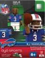 EJ Manuel (Buffalo Bills) NFL OYO G2 Sportstoys Minifigures