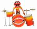 Animal & Drumkit The Muppets Series 2 Action Figure 2-Pack Diamond Select Toys