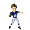 Eli Manning (New York Giants) Forever Collectibles NFL Player Ornament