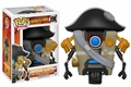 Emperor Claptrap (Borderlands) Funko Pop!