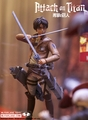 "Eren Jaeger (Attack on Titan) 7"" Figure McFarlane Collector Edition Color Tops Series - Red"