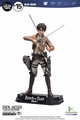 "Eren Jaeger (Attack on Titan) 7"" Figure McFarlane Collector Edition Color Tops Series - Blue"
