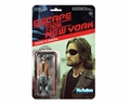 Escape from New York Snake Plissken ReAction with jacket 3 3/4-Inch Retro Action Figure
