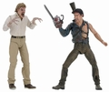 "Evil Dead 2 - 7"" Scale Action Figure - 30th Anniversary 2 Pack (Hero Ash & Evil Ed)"