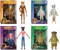 Fantastic Mr. Fox Funko Legacy Collection Complete Set (4)