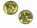 Fazbear's Token Collectible Arcade Token (Five Nights at Freddy's) By NECA