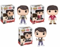 Ferris Bueller's Day Off Funko Pop! Complete Set (3)