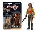Zoe Washburne (Firefly) ReAction 3 3/4-Inch Retro Action Figure
