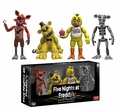"Five Nights at Freddy's 2"" Vinyl Figure Sets"
