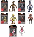 """Five Nights at Freddy's 5"""" Articulated Action Figures Series 2 Set (5)"""
