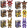 Five Nights at Freddy's Complete Set (6) Funko Pop!