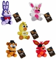 "Five Nights at Freddy's Funko 6"" Plush Complete Set (5)"