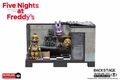 Five Nights at Freddy's Backstage Set Series 1 McFarlane Construction Set