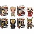 Flash Gordon Funko Pop! Complete Set (4)