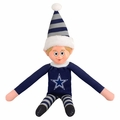 Forever Collectibles Dallas Cowboys Team Elf