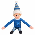 Forever Collectibles Detroit Lions Team Elf