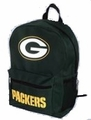 Forever Collectibles Green Bay Packers Sport Backpack