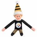 Forever Collectibles Pittsburgh Steelers Team Elf