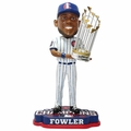 Dexter Fowler (Chicago Cubs) 2016 World Series Champions Bobble Head by Forever Collectibles