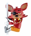 Foxy (Five Nights at Freddy's) Scalers By NECA