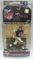 Fran Tarkenton (Minnesota Vikings) NFL Legends 4 McFarlane AFA Graded 8.5